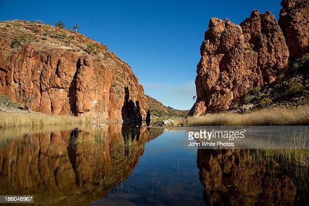 Glen Helen Gorge, Northern Territory, Australia