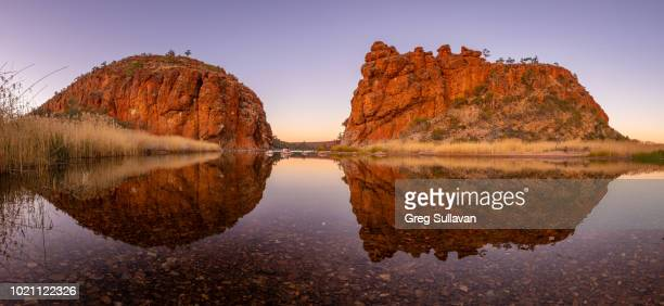 Glen Helen Gorge, West MacDonnell National Park, Northern Territory Australia