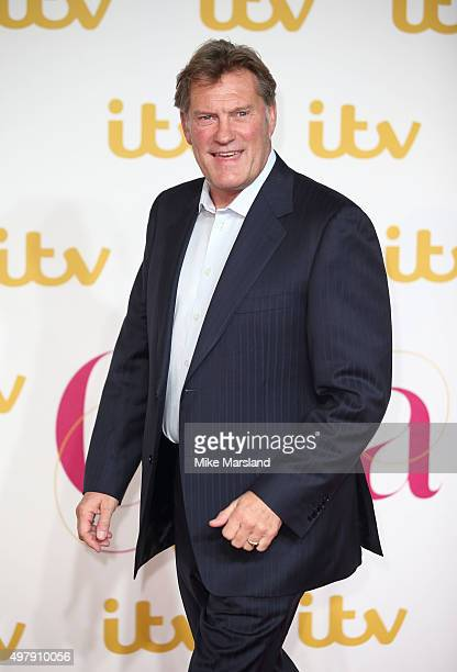 Glen Hoddle attends the ITV Gala at London Palladium on November 19 2015 in London England