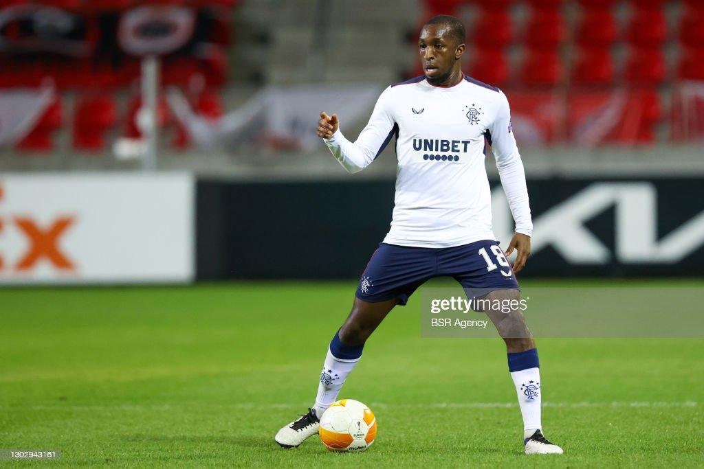 Royal Antwerp FC v Rangers FC - UEFA Europa League : News Photo