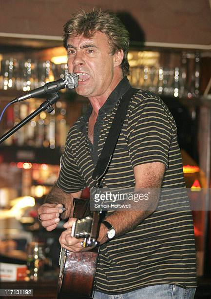 Glen Matlock during Glen Matlock in Concert 30 August 2006 at The Boogaloo in London Great Britain