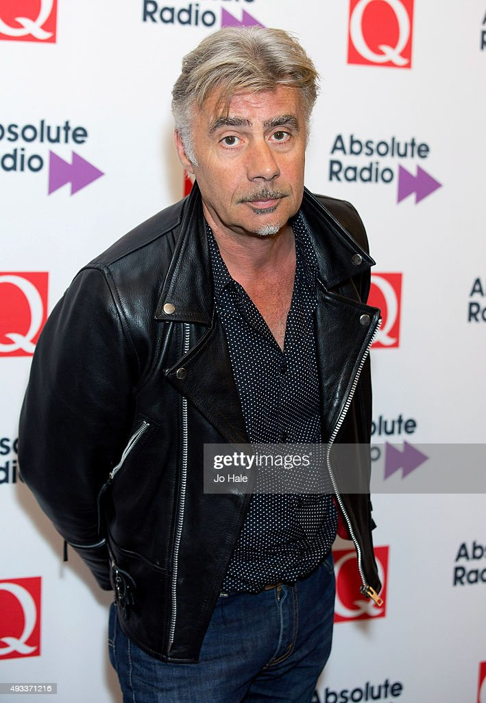 Glen Matlock of The Sex Pistols attends the Q Awards 2015 at The Grosvenor House Hotel on October 19, 2015 in London, England.