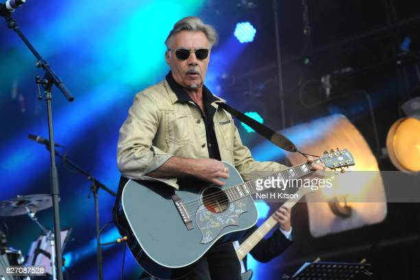Glen Matlock performs at Rewind North Festival on August 6 2017 in Chelmsford England