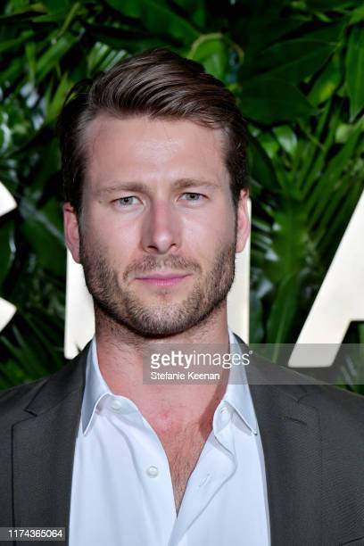 Glen Powell attends Chanel Dinner Celebrating Gabrielle Chanel Essence With Margot Robbie on September 12 2019 in Los Angeles California