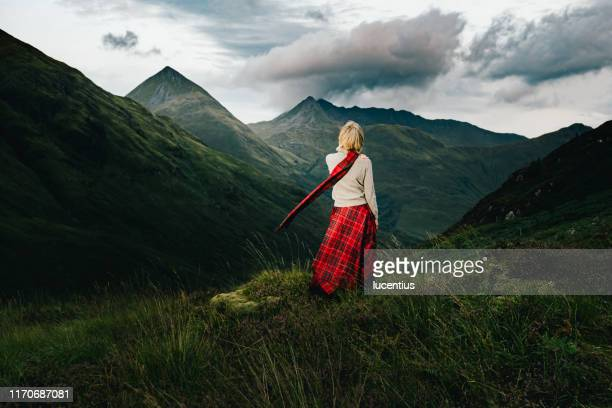 glen shiel view, with freedom, scotland - scotland stock pictures, royalty-free photos & images