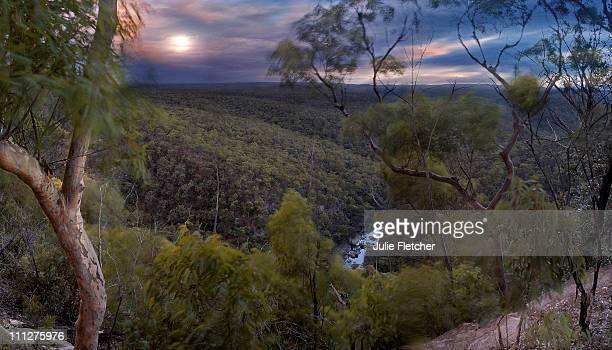 Glenbrook Gorge Blue Mountains NSW