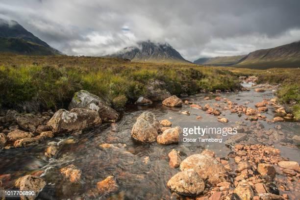Glencoe stream