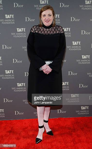 Glenda Bailey attends the 2013 Tate Americas Foundation Artists Dinner at Skylight Studios at Moynihan Station on May 8 2013 in New York City