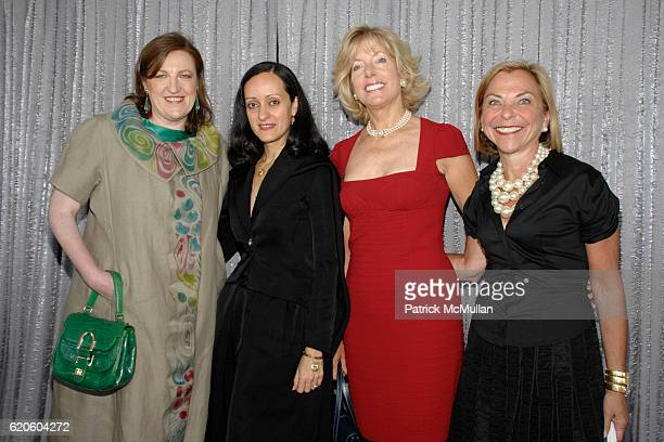 Glenda Bailey Isabel Toledo Liz Peek and Sara Wolfe attend FIT Couture Council Award Luncheon honoring ISABEL TOLEDO at The Rainbow Room on September...