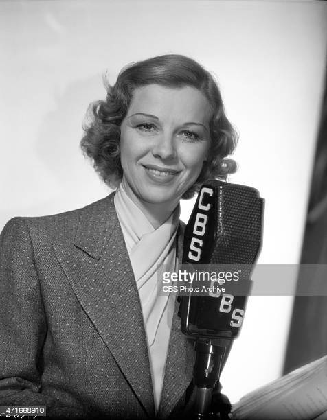 Glenda Farrell as a performer on CBS Radio. Farrell was an American film actress best known for her role as Torchy Blane in the 1930s film series....
