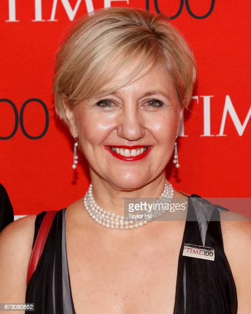 Glenda Gray attends the 2017 Time 100 Gala at Jazz at Lincoln Center on April 25 2017 in New York City