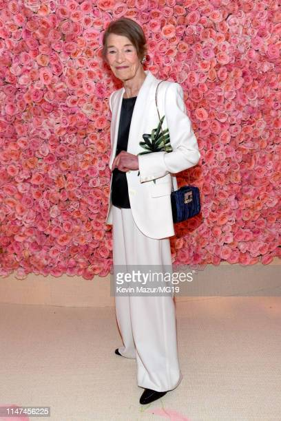 Glenda Jackson attends The 2019 Met Gala Celebrating Camp Notes on Fashion at Metropolitan Museum of Art on May 06 2019 in New York City