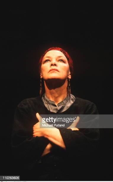 Glenda Jackson London 1990