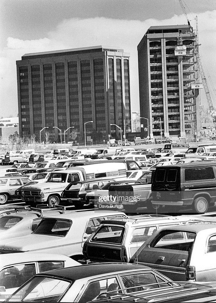 MAR 30 1979, APR 23 1970; Glendale, Colorado; : News Photo