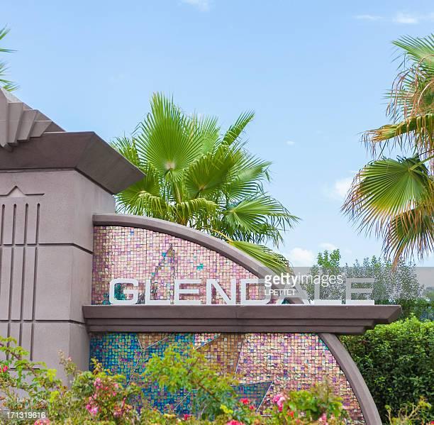 Glendale Sign