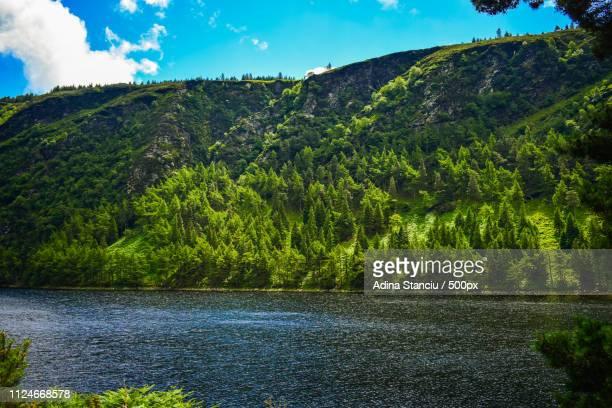 Glendalough Lakes Ireland