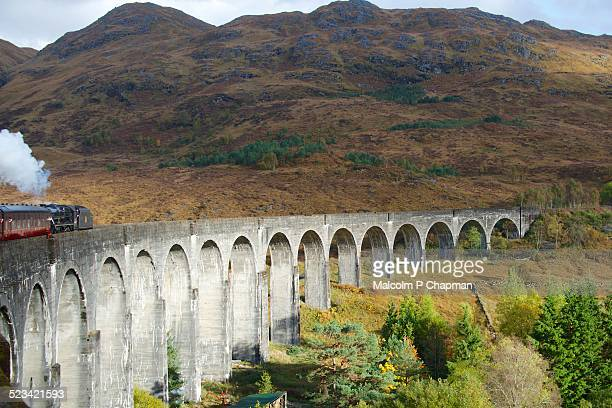 Glenfinnan Viaduct, Fort William to Mallaig