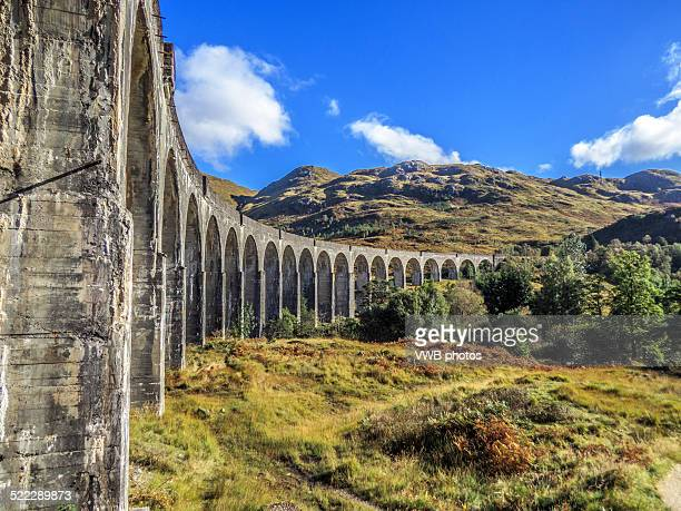 Glenfinnan Viaduct, Lochaber, Scotland