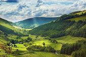 Glenmacnass Valley, County Wicklow, Ireland