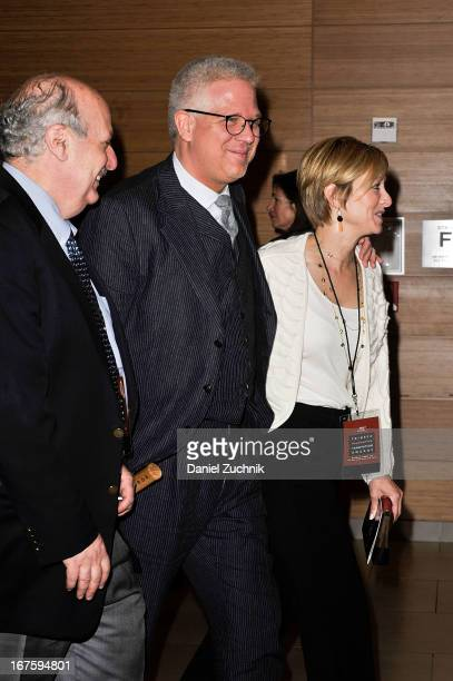 Glenn Beck attends the 4th annual Tribeca Disruptive Innovation Awards during the 2013 Tribeca Film Festival at NYU Paulson Auditorium on April 26,...