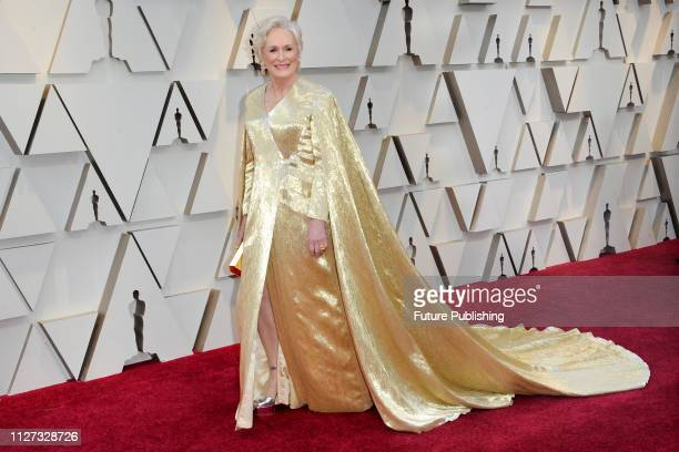 Glenn Close 91st Annual Academy Awards Arrivals at the Dolby Theater in Hollywood California on February 24 2019