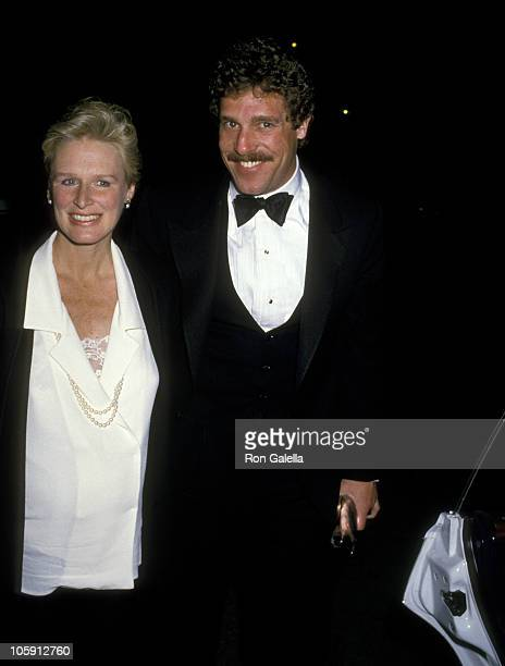 Glenn Close and John Starke during 14th Annual People's Choice Awards at 20th Century Fox Studios in Los Angeles California United States