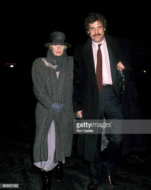 Glenn Close and John Starke