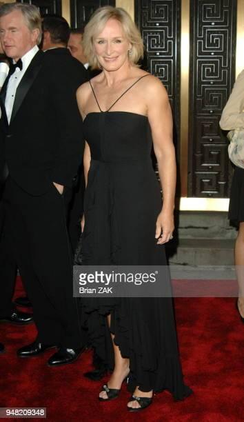 Glenn Close arrives to the 60th Annual Tony Awards held at Radio City Music Hall New York City BRIAN ZAK