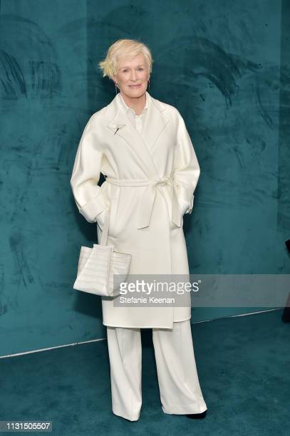 Glenn Close attends 12th Annual Women in Film Oscar Nominees Party Presented by Max Mara with additional support from Chloe Wine Collection, Stella...
