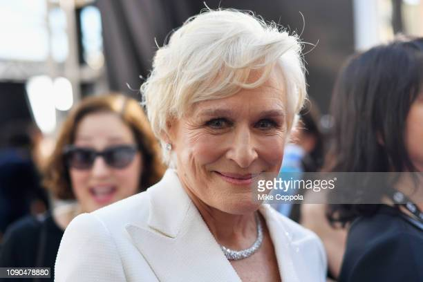 Glenn Close attends the 25th Annual Screen Actors Guild Awards at The Shrine Auditorium on January 27 2019 in Los Angeles California 480543