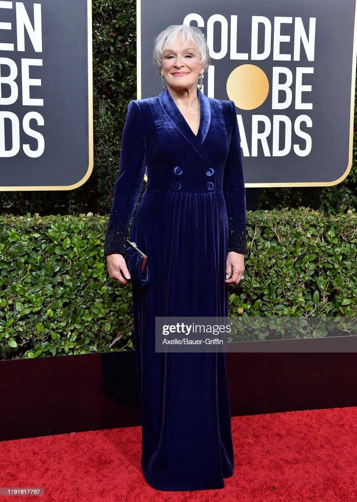 77th Annual Golden Globe Awards - Arrivals : Photo d'actualité