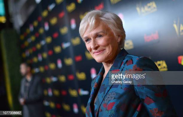 Glenn Close attends the 8th AACTA International Awards on January 4, 2019 in Los Angeles, California.