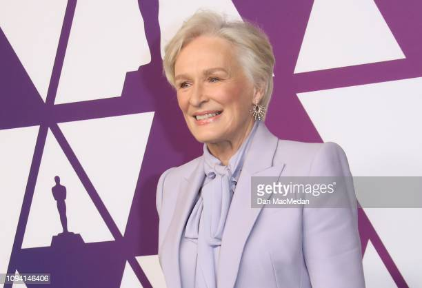 Glenn Close attends the 91st Oscars Nominees Luncheon at The Beverly Hilton Hotel on February 4 2019 in Beverly Hills California