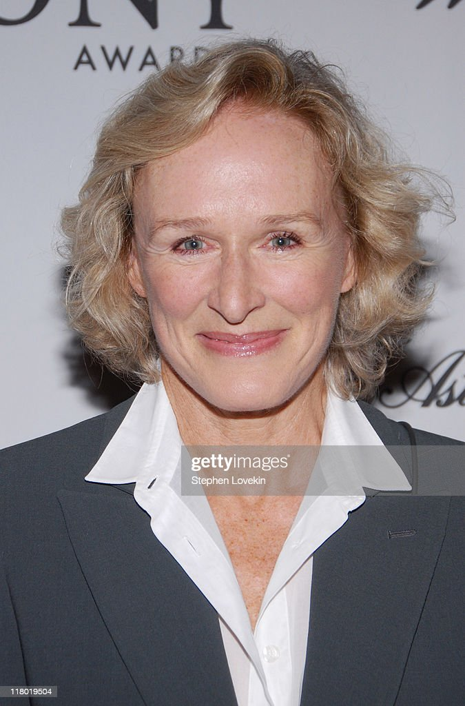 Glenn Close during 60th Annual Tony Awards - Cocktail Celebration at The Waldorf Astoria in New York City, New York, United States.
