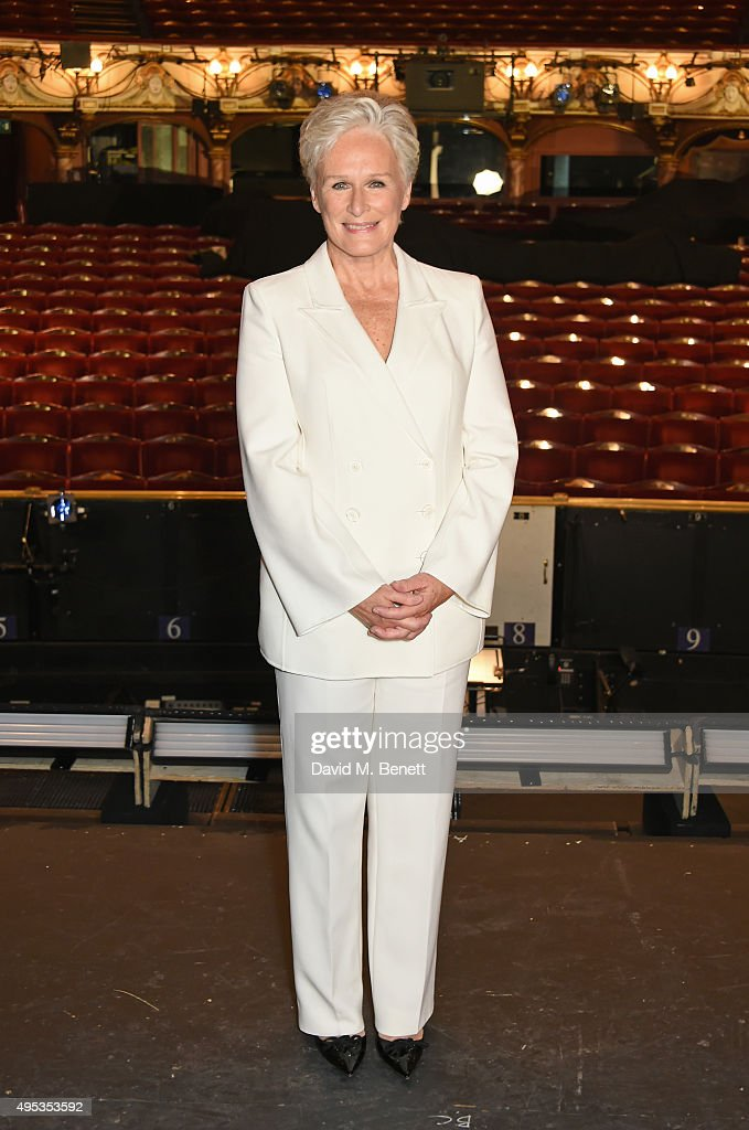 """Sunset Boulevard"" Starring Glenn Close - Photocall"