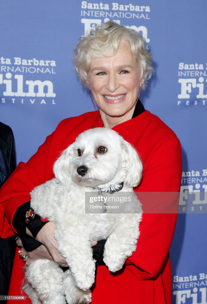 34th Annual Santa Barbara International Film Festival -  Maltin Modern Master Award Honoring Glenn Close : News Photo