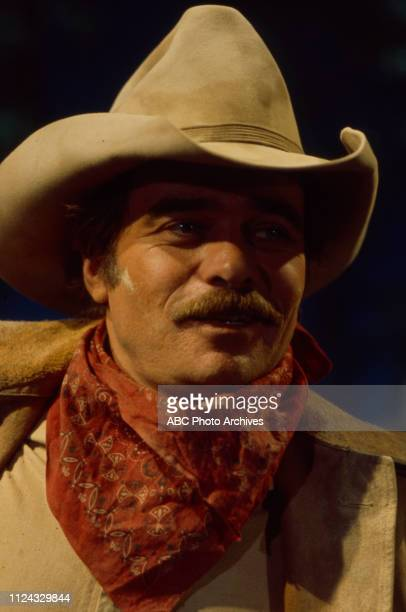 Glenn Corbett appearing in the Walt Disney Television via Getty Images series 'Alias Smith and Jones' episode '21 Days to Tenstrike'.