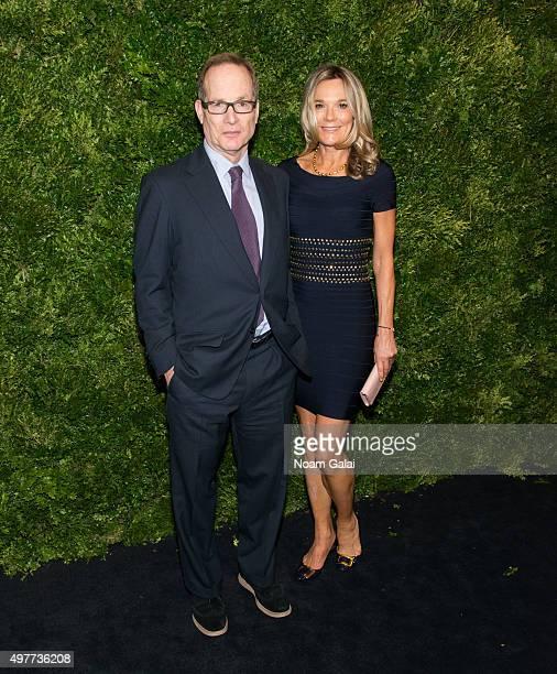 Glenn Dubin and Dr Eva AnderssonDubin attend the 8th Annual Museum Of Modern Art Film Benefit honoring Cate Blanchett at Museum of Modern Art on...