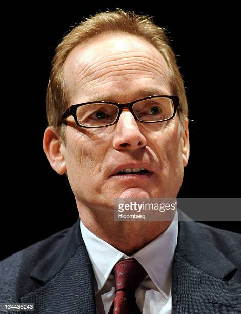 Glenn Dubin, chief executive officer of Highbridge Capital Management, speaks at the Bloomberg via Getty Images Hedge Funds Summit in New York, U.S.,...