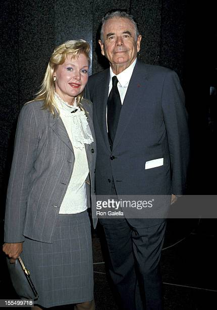 Glenn Ford and Carol Lynley at the 13th Annual Focus Awards, Hollywood, CA at the Director's Guild