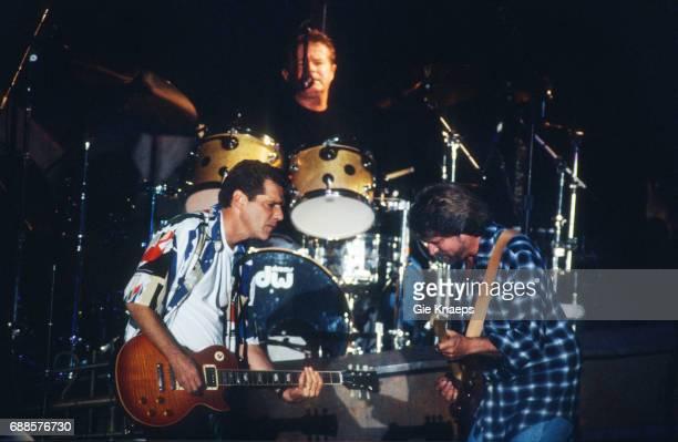 Glenn Frey, Don Henley, Don Felder, Eagles, Flanders Expo, Gent, Belgium, .