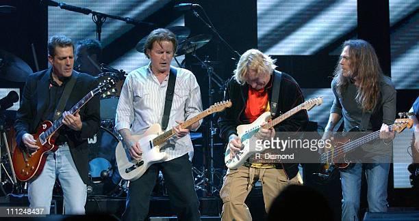 Glenn Frey Don Henley Joe Walsh and Timothy B Schmit