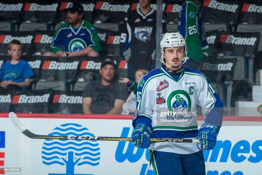 WHL v QMJHL : News Photo