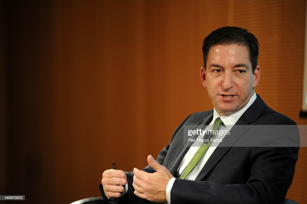 Glenn Greenwald Presents His Book 'No Place to Hide: Edward Snowden, The NSA, And The U.S. Surveillance State'