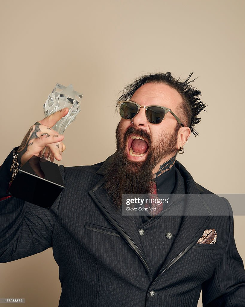5th Annual Critics' Choice Television Awards - Portraits, May 31, 2015 : News Photo