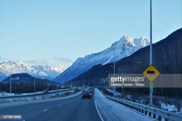 Glenn Highway - Alaska