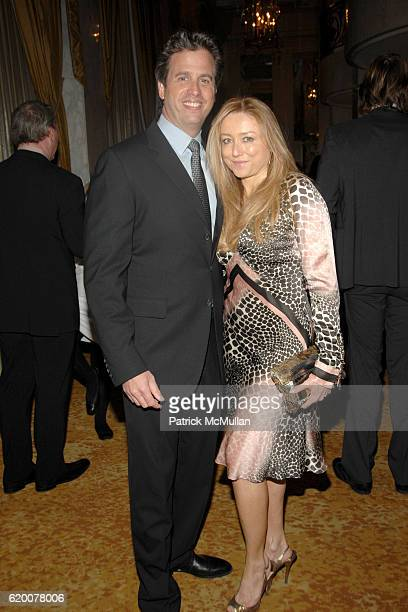 Glenn Hinderstein and Caroline Berthet attend SAKS FIFTH AVENUE'S 'UNFORGETTABLE EVENING' Benefiting Entertainment Industry Foundation's Women's...