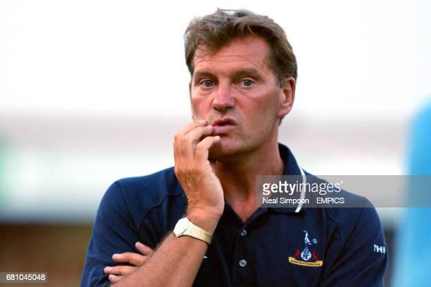 Glenn Hoddle Tottenham Hotspur manager