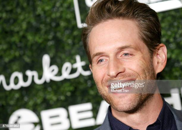 Glenn Howerton arrives to the 2017 GO Campaign Gala held at NeueHouse Los Angeles on November 18 2017 in Hollywood California