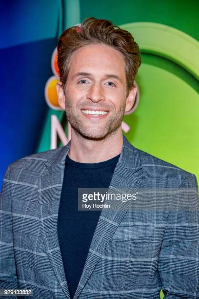 Glenn Howerton attends NBC's New York mid season press junket at Four Seasons Hotel New York on March 8 2018 in New York City